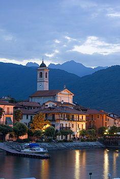 Ferriolo di Baveno, Lago Maggiore, Piamonte, Italia, Europa