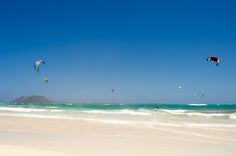 Flag Beach (Kite Beach) Corralejo Fuerteventura | Fuertevent… | Flickr