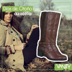 Días de #Otoño con Azaleia Perú y Vanity Shoes