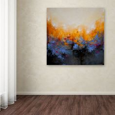 """Trademark Fine Art """"My Sanctuary"""" by Cody Hooper Painting Print on Wrapped Canvas"""