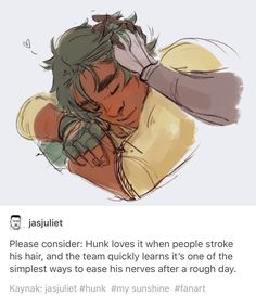 Awww HEADCANON ACCEPTED