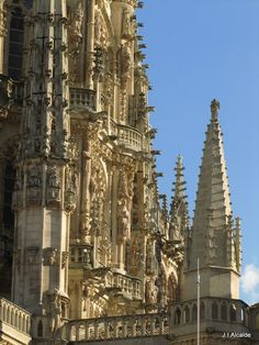 I will walk the Camino. Catedral de Burgos, Spain