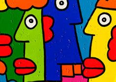 Image result for THIERRY NOIR PAINTINGS