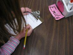 Kindertip literacy centers kindergarten balanced literacy