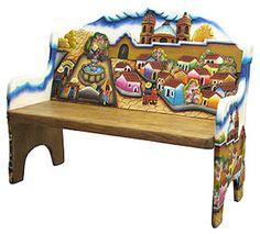 colorful mexican furniture - Buscar con Google