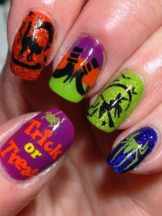 Trick or Treat! - Canadian Nail Fanatic