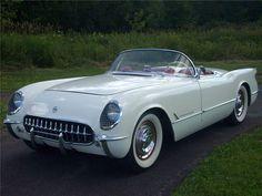 '54 Chevy Corvette Convertible