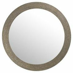 Crescent Wall Mirror