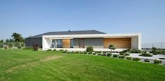 AECCafe.com - ArchShowcase - Atrium House in Cracow, Poland by Mobius Architects