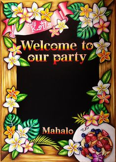 チョークアート[RYO HAYASAKA]関西・大阪看板制作、チョークアート教室:ギャラリー Chalkboard Designs, Chalkboard Art, Art Boards, Menu Boards, Boarders, Party Entertainment, Chalk Art, Youre Invited, Best Part Of Me