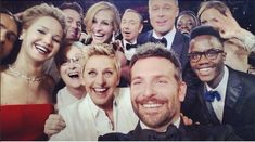 Oscars 2014: The Ultimate Celebrity Selfie & How The Stars Prepared For The Show