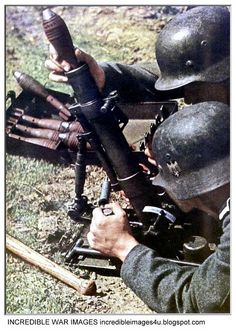nazi germany color photos | ... : RELIVE THE TIMES: German army in Russia: WW2: Rare color photos