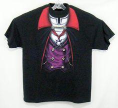 Men's T-Shirts for sale Halloween Stuff, Spooky Halloween, Halloween Costumes, Count Dracula, Stylish Men, Tee Shirts, Ebay, Shopping, Fashion