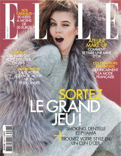 "Preview ""Elle Romania: Iulia Cîrstea by Castel Film Studios, September 2014""   The Modern Duchess,Paisi fur"