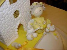 Vista en detalle de la torta. Una genia !!!