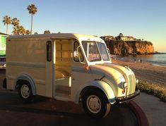 17 Months Later: Restored 1983 Divco Milk Truck   Bring a Trailer