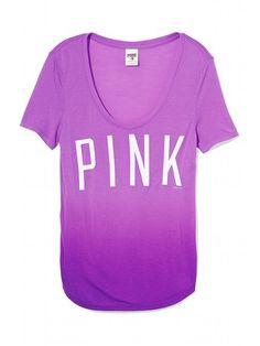 PINK Scoopneck Tee #VictoriasSecret http://www.victoriassecret.com/pink/tees-and-tanks/scoopneck-tee-pink?ProductID=104372=OLS?cm_mmc=pinterest-_-product-_-x-_-x