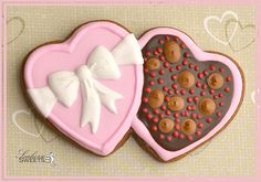 Box of Chocolates (Heart Cookie Cutter)