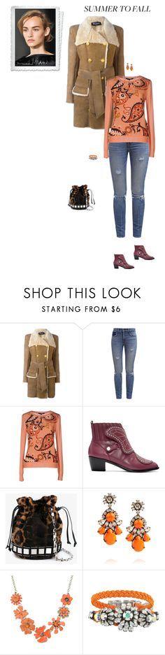 """Unbenannt #6708"" by pretty-girl-in-fashion ❤ liked on Polyvore featuring Balmain, Levi's, Gucci, Sophia Webster, Tomasini, Shourouk and BarakÃ"