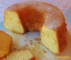Cooking: Chiffon de limão   Lemon chiffon cake