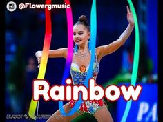 "Title: ""Rainbow"" {From the movie: 'Ballerina'} Music Editing: Anat Disney Music, Disney Movies, Rhythmic Gymnastics Music, Leotards, Ballerina, Rainbow, Youtube, Disney Films, Navy Tights"