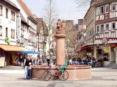 I cannot wait until summer.  Bensheim, Germany, here I come! :)