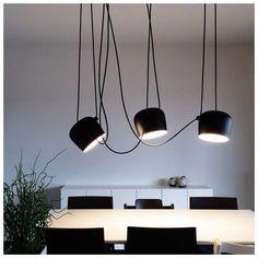 FLOS Aim Small Hanglamp   MisterDesign