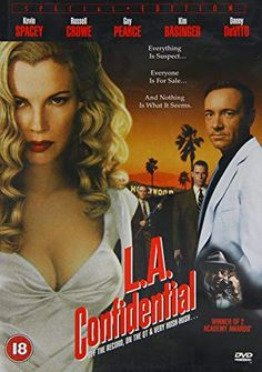 Kim Basinger, Russell Crowe, Kevin Spacey, Danny DeVito, and Guy Pearce in L. Streaming Vf, Streaming Movies, Hd Movies, Movies Online, Movie Tv, Movies Free, Cult Movies, Watch Movies, Guy Pearce