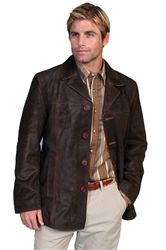 Bainbridge even has clothing for men! This is a great leather jacket by Scully.  www.bainbridgeandcompany.com