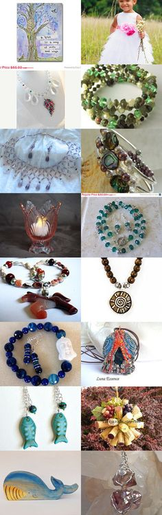 Special  by Debbie and John on Etsy #handmade #lacwe #vintage #décor #jewelry #accessories