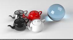 Free Vray 2.0 Tutorials | Global illumination methods in Vray