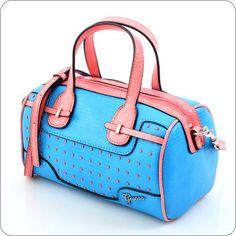 Guess Rumi – die neuen bunten Handtaschen im Frühjahr 2012. Sei ...