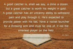 A pitcher loves a Great catcher! The catcher knows exactly what the pitcher wants and needs to throw. Softball Quotes, Softball Mom, Fastpitch Softball, Baseball Mom, Baseball Stuff, Softball Stuff, Sport Quotes, Softball Catcher Quotes, Baseball Couples