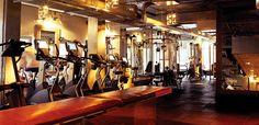 Dream gym... David Barton