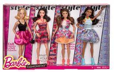 Risultati immagini per barbie fashionistas