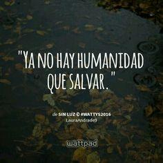 Sin Luz -  Laura C. Andrade #Wattpad