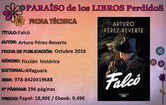 Falcó ~Arturo Pérez-Reverte