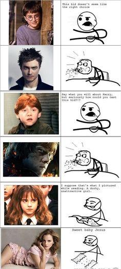 I love Harry Potter Humor :)