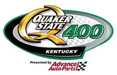 NASCAR Driver Statistics - Quaker State 400 at Kentucky