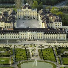 Ludwigsburg, Germany This is my absolute favorite place in the whole world.  The gardens around it are based on Hans Christian Anderson Stories.  It is worth your time to google this to see the  photos.  I was lucky enough to visit it as a child with my father, and again as a young adult.  So many memories.