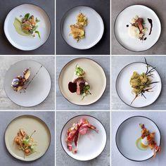 SABRINA CIPOLLA - KOCHEN ist KUNST und LEBENSFREUDE Panna Cotta, Plates, Breakfast, Tableware, Ethnic Recipes, Food, Gourmet Cooking, Eating Organic, Eat Healthy