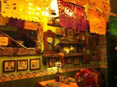Los Dorados de Villa, interior, Restaurant in Zacatecas