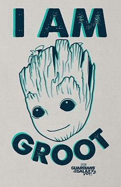 I am groot Films Marvel, Marvel Dc Comics, Marvel Heroes, Marvel Avengers, Baby Groot, Comic Art, Comic Books, I Am Groot, Marvel Wallpaper