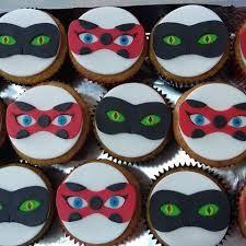 Resultado de imagen para miraculous cupcakes