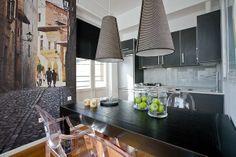 Cocina Ático Ayuntamiento 34 VLC Valencia Luxury