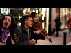 Hudson Taylor - Battles - Dublin Busk (22/12/2011) - IRELAND