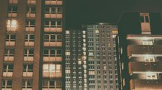 Stewart Street Flats, Glasgow City Center by anditracey on 500px