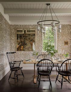 〚 Designer Jessica Helgerson's wonderful summer home in Oregon 〛 ◾ Photos ◾ Ideas ◾ Design Best Interior Design, Interior Design Studio, Interior Design Inspiration, Room Interior, Room Inspiration, American Farmhouse, Large Homes, The Ranch, Architectural Digest
