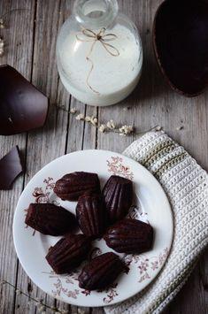 madeleine al cioccolato senza glutine