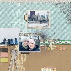 scrapbook page by GeVisacri